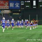 vs オール三菱ライオンズ