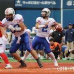 vs 富士通フロンティアーズ