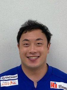 #37 RB 萩野谷尚乃