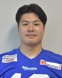 #12 LB 安田晃平
